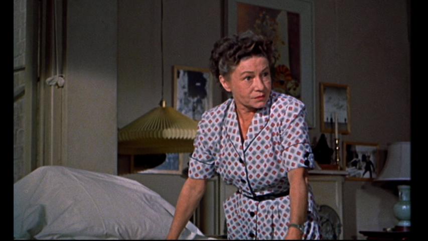 "Fashion.Movies.Movie Fashion - Thelma Ritter in ""Rear Window"""