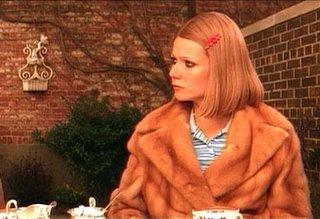 Royal Tenenbaums, Wes Anderson, Margot Tenenbaum coat