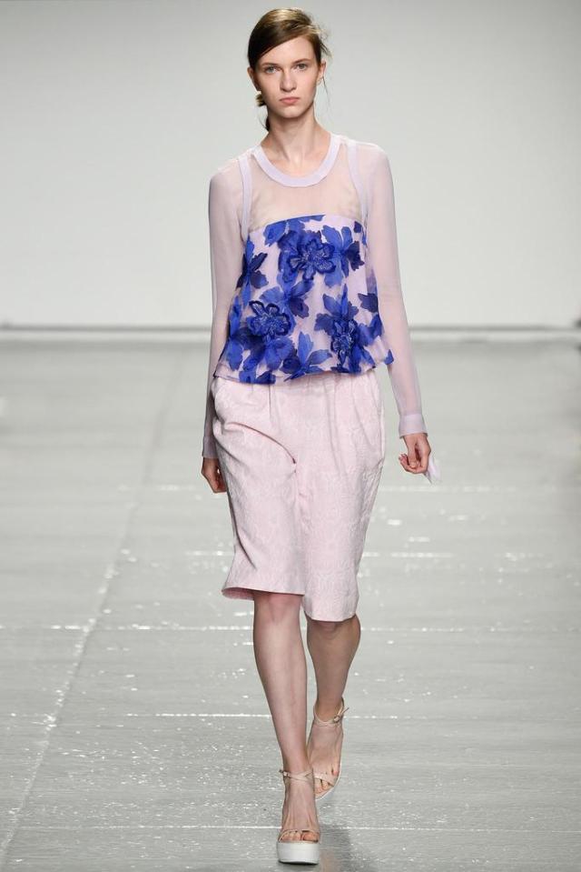 From Style.com Photo: Umberto Fratini / Indigitalimages.com